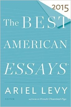 Best American Essays 2015 (Mariner)